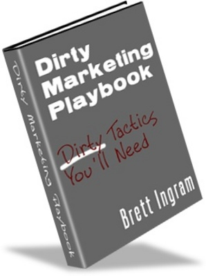 Product picture dirty marketing playbook/make more money from your website