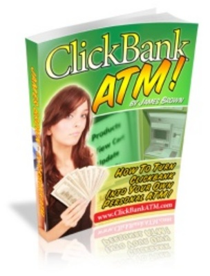 Product picture clickbank-ATM/discover how to turn clickbank into your ATM