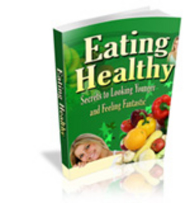 Product picture eating healthy/providing you the right diets